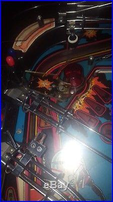 F-14 Tomcat Arcade Pinball Machine