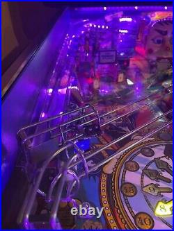 FUNHOUSE PINBALL MACHINE w LED's Excellent Working Condition