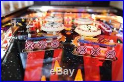 Firepower Pinball machine for sale! Beautiful restoration! Spectacular quality