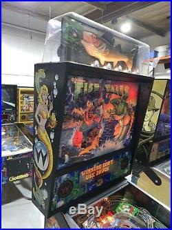 Fish Tales Pinball Machine by Williams Original