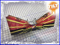 Flash Gordon Custom Metal Apron Mod