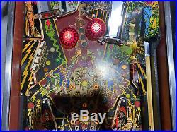 Flash Gordon pinball Machine By Bally 1981 Original Coin Op Free Ship