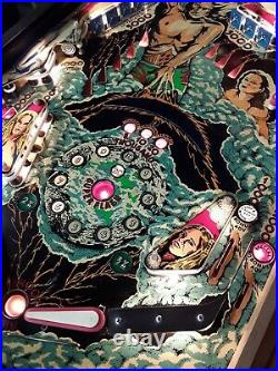 Flash Pinball Machine By Williams