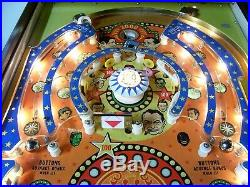 Flicker Pinball Machine By Bally