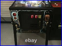 Frankenstein pinball