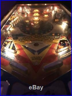 Freedom Pinball Machine