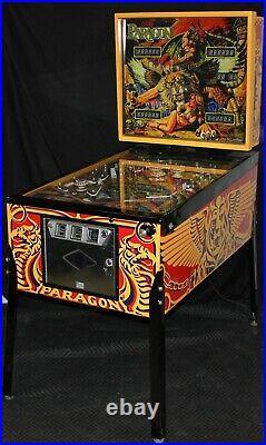 Fully Restored Bally Paragon Pinball Machine