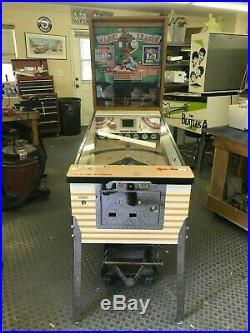 Fully Restored Custom Vintage Williams Major League Baseball arcade game