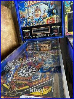 Fun house pinball machine
