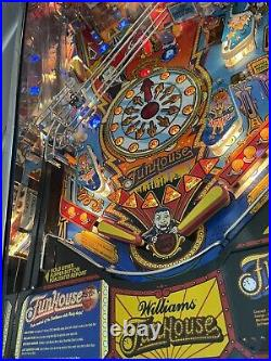 FunHouse Pinball Machine by Williams MUSEUM QUALITY
