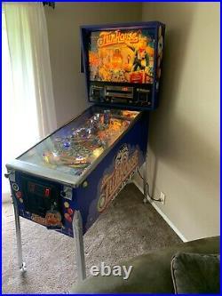Funhouse Pinball Machine Rare Prototype Beautiful Restoration