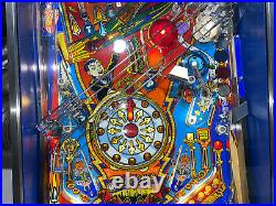 Funhouse Pinball Machine Williams 1990 Free Shipping LEDS
