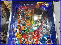 Funhouse Pinball Machine Williams 1990 Free Shipping LEDS Restored