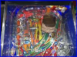 Funhouse Pinball Machine by Williams LEDs Restored Mirco playfield Free Ship