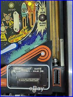 Galaxy by Stern COIN-OP Pinball Machine