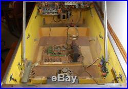Genie Pinball Machine by Gottlieb & Extras! Wide Body! VIntage 1979