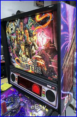 Ghostbusters Pro Pinball Machine Free Shipping Stern