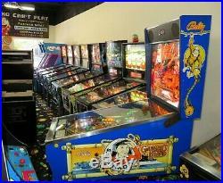 Gilligan's Island Pinball Machine. South Florida. Bally