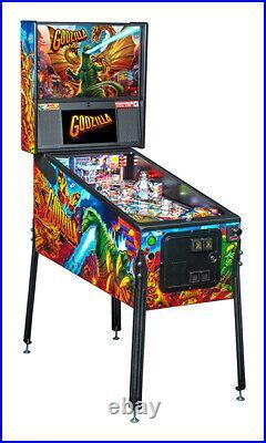 Godzilla Premium Pinball by Stern Pre order
