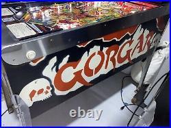 Gorgar Pinball Machine Williams Arcade Free Shipping LEDs