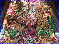 Gorgar Pinball Machine by Williams-FREE SHIPPING