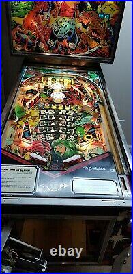 Gottlieb Asteroid Annie and the Aliens pinball machine