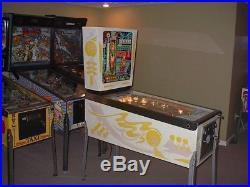 Gottlieb CENTIGRADE 37 Vintage 1977 Classic Arcade Pinball Machine