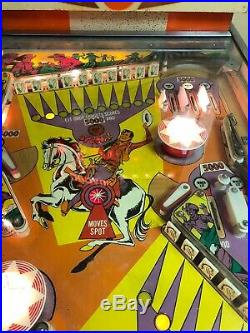Gottlieb Eldorado pinball machine