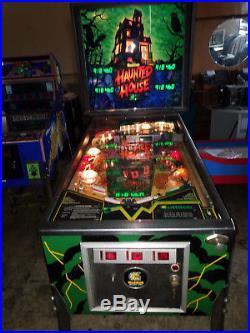 Gottlieb Haunted House Pinball Machine