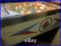 Gottlieb Spin-A-Card Pinball Machine