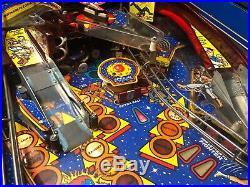 Gottlieb Street Fighter 2 champion edition Pinball Machine
