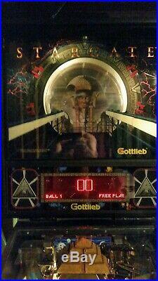 Gottlieb pinball machine