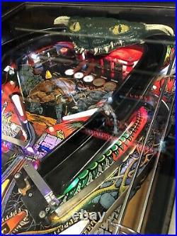 Grand Lizard Pinball Machine