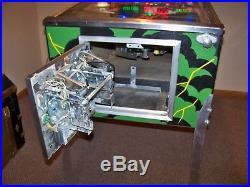 Great Working Gottlieb Haunted House 3 Level Pinball Machine