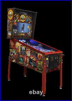 Guns N' Roses (SE) Pinball Machine. Jersey Jack. South Florida