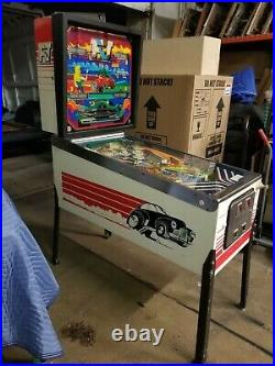 Hankin FJ pinball pinball machine