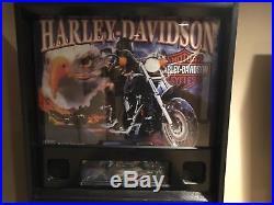 Harley-Davidson Pinball Machine