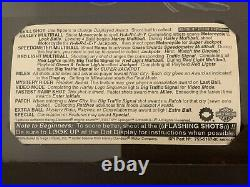 Harley Davidson Pinball Machine 1st Edition Mint Condition