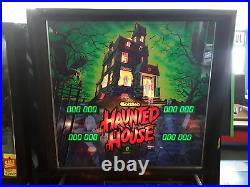 Haunted House Pinball Machine by Gottlieb-FREE SHIPPING
