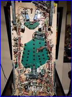 High End Fully Restored Original Williams Bally Attack from Mars Pinball Machine