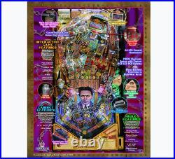 In Stock Houdini Master of Mystery Pinball Machine by American Pinball