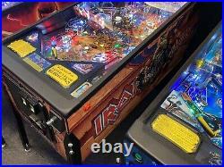 Iron Maiden Premium Edition Pinball Free Shipping Stern