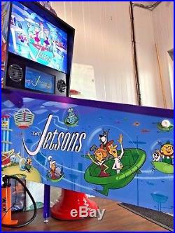 Jetsons Pinball Machine
