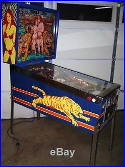 Jungle Lord Pinball Machine By Williams