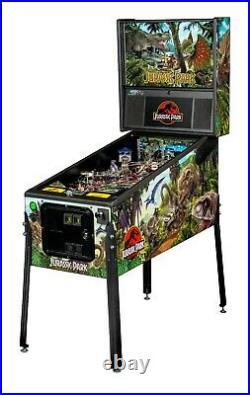 Jurassic Park Pro Pinball by Stern -Free Shipping NOVEMBER Build