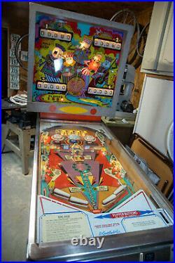 King Rock Pinball Machine