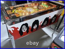 Kiss Pinball Machine 1978 Bally Restored Free Shipping