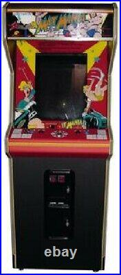 MAT MANIA ARCADE MACHINE by TAITO 1985 (Excellent Condition)