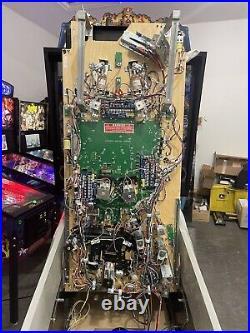 Medieval Madness Pinball Machine upgraded to Royal Status