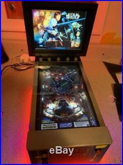 Mini Virtual Pinball Cabinet